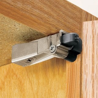 Blum Soft Close BLUMotion for Compact Hinges with Spacer and Wood Screws (Pack of 5)