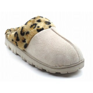 Blue Women's Yola Lep Animal Printed Slippers