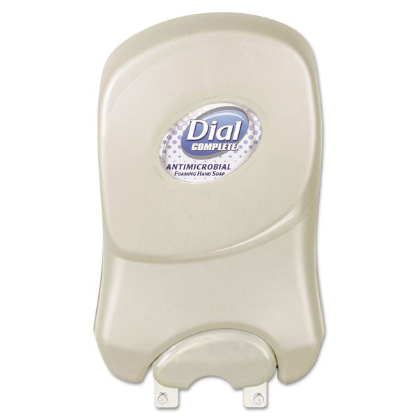 Dial Duo Manual Soap Dispenser 1250 mL, Pearl