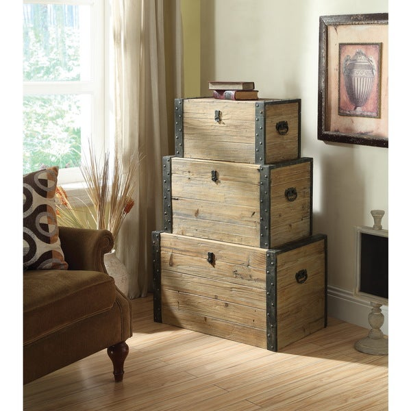 Nesting Trunks (Set of 3)