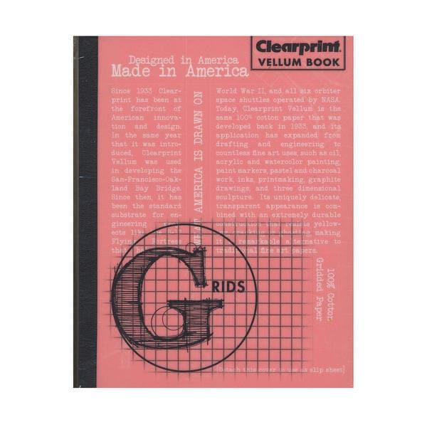 Clearprint Vellum Field Book