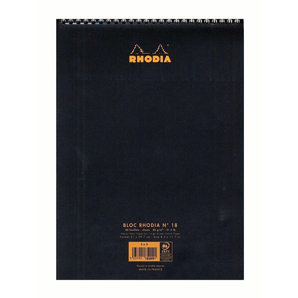 Rhodia Wirebound Notebooks