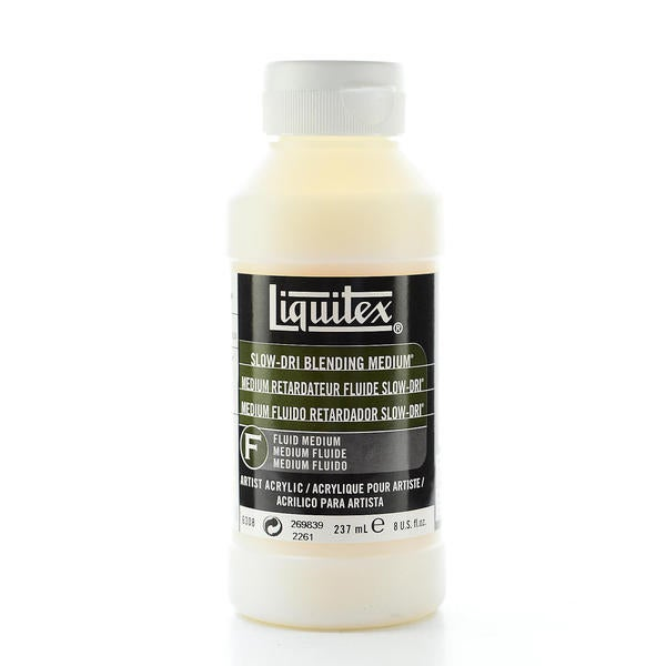 Liquitex Slow-Dri Blending Mediums