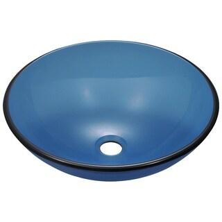 MR Direct 601 Aqua Chrome Bathroom Ensemble