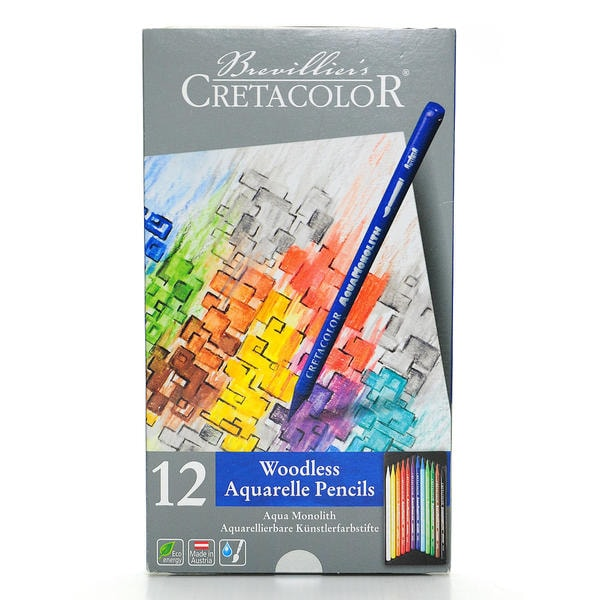 Cretacolor Aqua Monolith Pencil Set