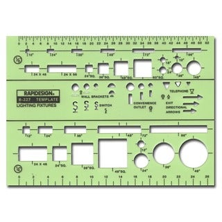 Rapidesign Electrical Drafting and Design Templates