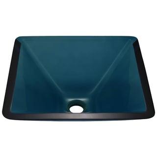 MR Direct 603 Aqua Chrome Bathroom Ensemble