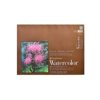 Strathmore 400 Series Watercolor Pad