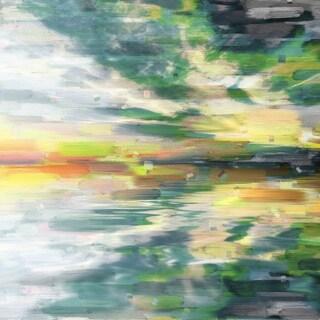 Parvez Taj 'Color Explosion' Canvas Art