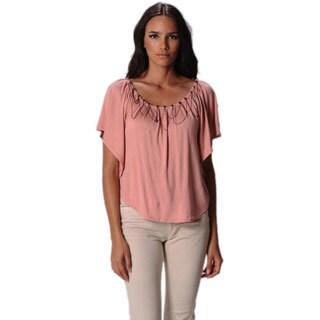 Sara Boo Women's Pink Blouse