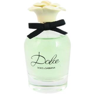Dolce & Gabbana Dolce Women's 2.5-ounce Eau de Parfum Spray (Tester)