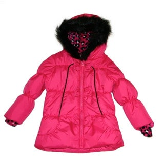 Mint Girl Toddler Fuchsia Fashion Jacket