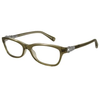 Coach Women's Elise Rectangular Reading Glasses