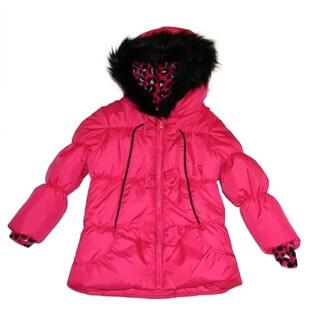 Minth Girl Infant Fuchsia Fashion Jacket