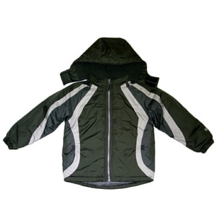 Northpoint Toddler Boys Rifle Green Fashion Jacket