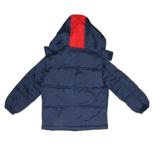 Northpoint Toddler Boys Navy Fashion Jacket