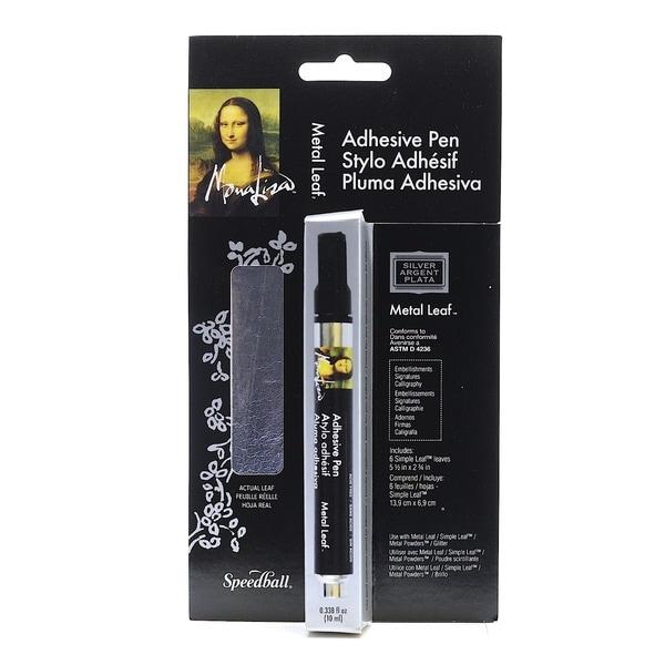 Mona Lisa Adhesive Pen