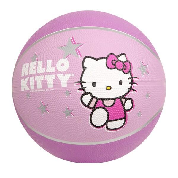 Hello Kitty 7-inch Pink Mini Basketball