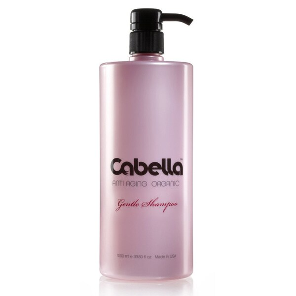 Cabella Gentle 33.8-ounce Shampoo