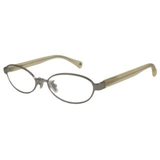 Coach Women's Randi Oval Optical Frames