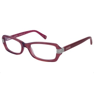 Coach Women's Marjorie Rectangular Optical Frames