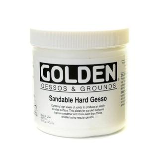 Golden Sandable Hard Gesso