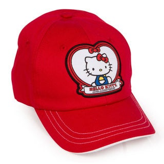 Hello Kitty 40th Anniversary Junior Red Hat
