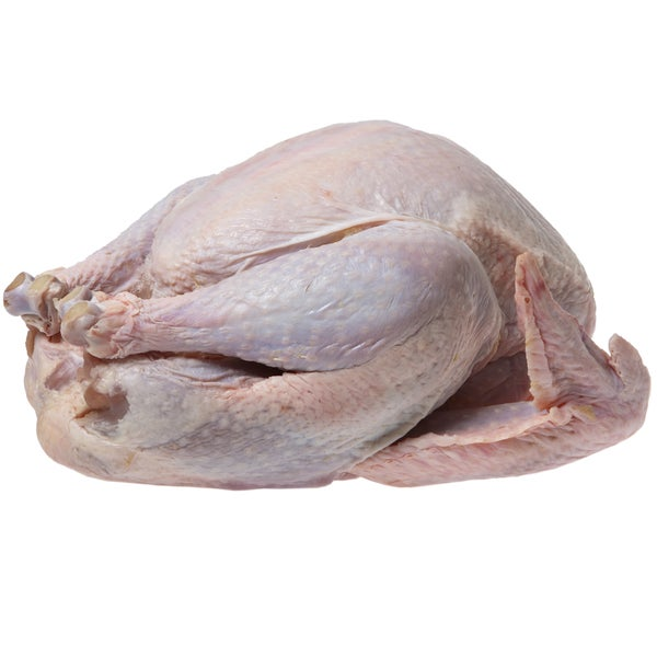 Fresh Picks Certified Organic Free Range Turkey (Local Delivery)