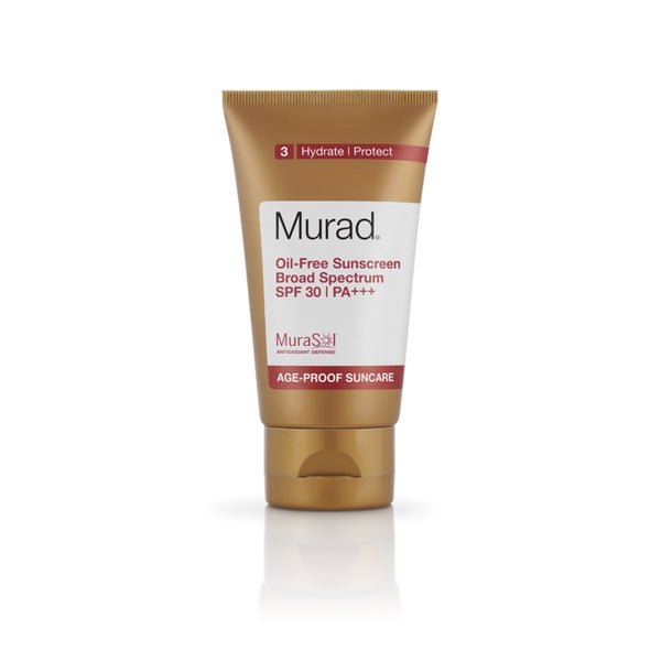 Murad Oil-Free Sunscreen 1.7-ounce Broad Spectrum SPF 30 PA ++