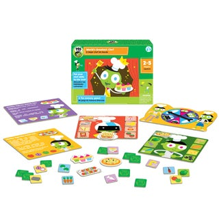 PBS Kids World's Greatest Chef Game