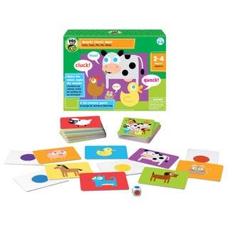 PBS Kids Quack! Cluck! Moo! Game