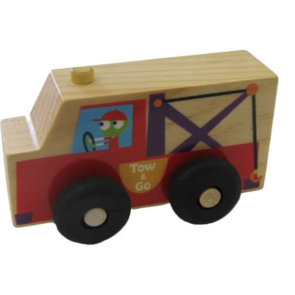 PBS Kids Scoots: Tow Truck