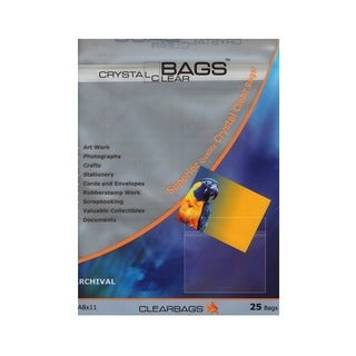 ClearBags Crystal Clear Photography & Art Bags
