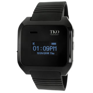 TKO TK9000 Black Bluetooth Call/ Text Smartwatch