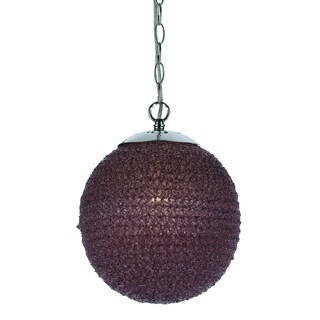 angelo:HOME Ball 1-Light Swag Plug-in Pendant