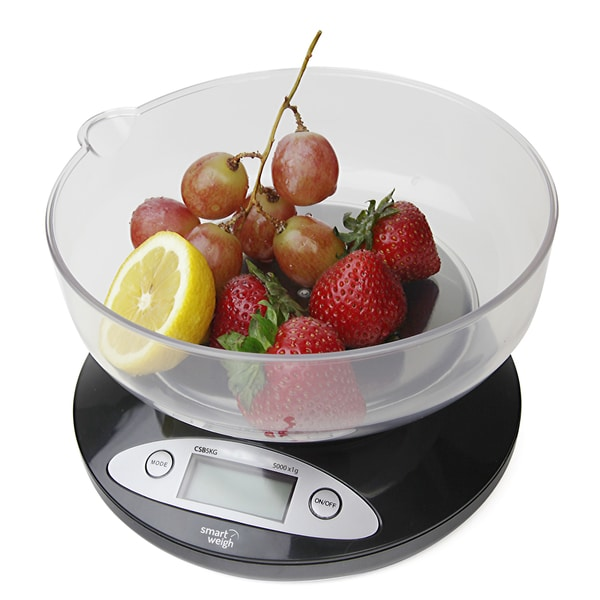 Smart Weigh CSB5KG Digital Multi-functional Kitchen Food Scale 14484159