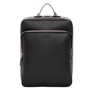 Prada Saffiano Leather Slim Backpack