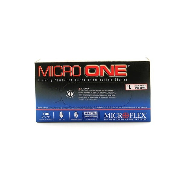 Microflex Latex Gloves