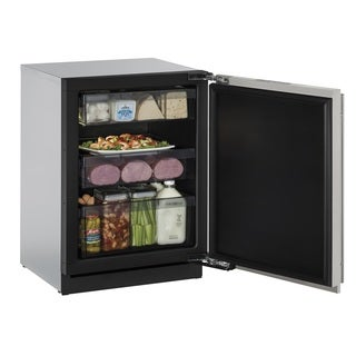 U-Line 3000 Series 3024 - 24 Inch Integrated Solid Door Refrigerator