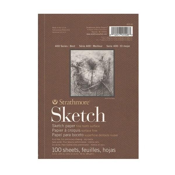 Strathmore Series 400 Sketch Pads