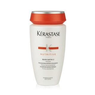 Kerastase Nutritive 8.5-ounce Bain Satin 2 Shampoo