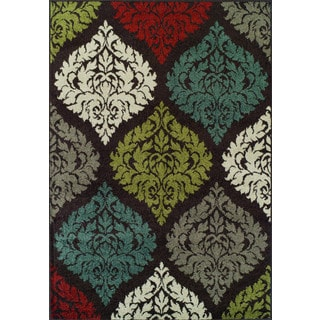 Giorgio Abstract Multi Color Rug (8'2 x 10')