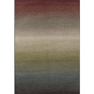 Giorgio Abstract Multi Color Rug (3'3 x 5'1)