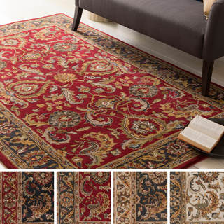 Hand-tufted Artistic Weavers Alexa Traditional Wool Rug (4' x 6')