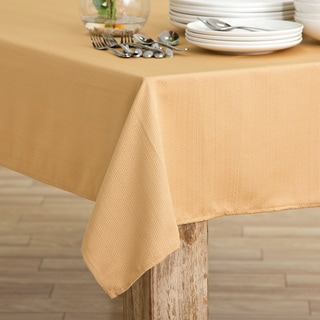 Climbing Vine Butter Spill-proof Polyester Tablecloth