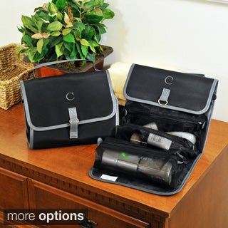 Personalized Men's Micro Fiber Toiletry Bag
