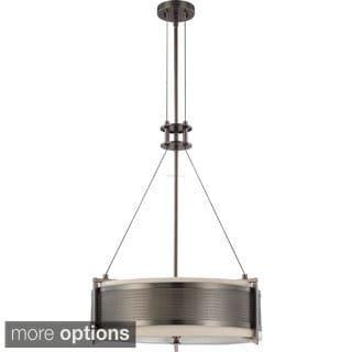 Nuvo Diesel 4-Light Round Pendant