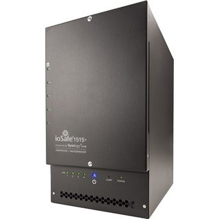 ioSafe 1515+ NAS Server with WD Red Hard Drives