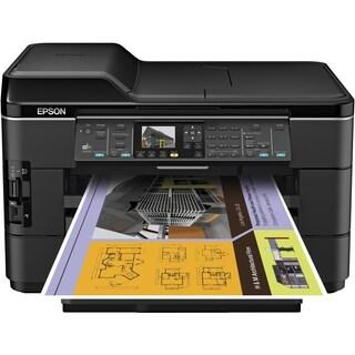 Epson WorkForce WF-7520 Inkjet Multifunction Printer - Refurbished -