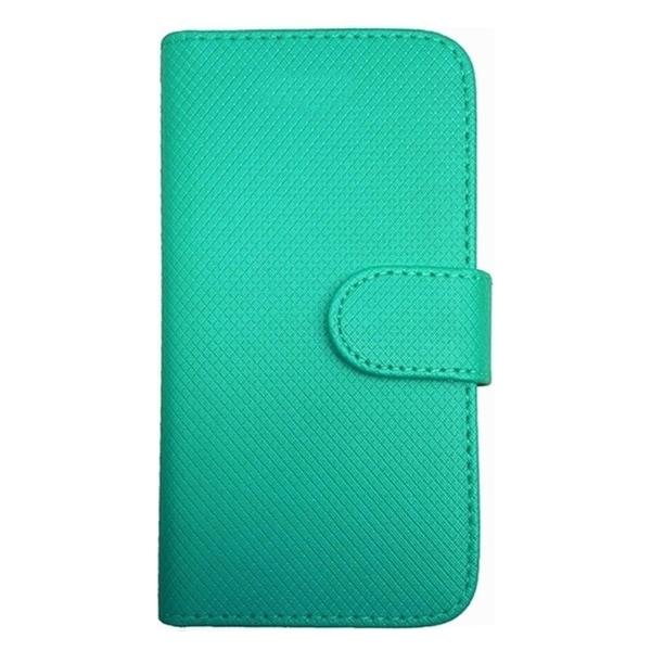 INSTEN Premium Folio Flip Leather Stand Wallet Phone Case Cover For LG Optimus F60/ Tribute